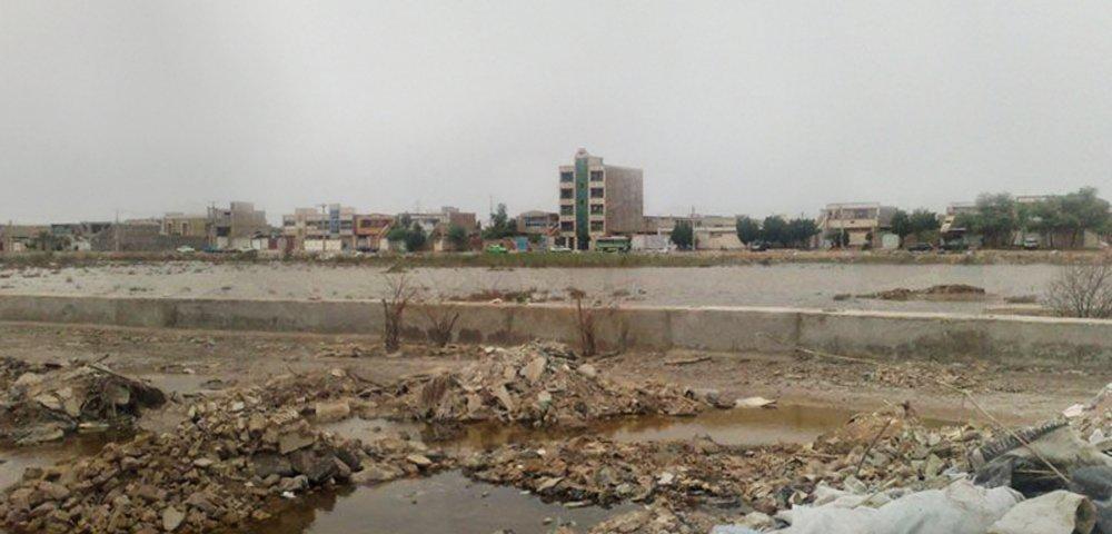 Des fosses communes à Ahvaz